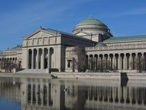 Museum av vetenskap och bransch Arkivbild
