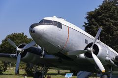 Museum of aviation in Istanbul is represented by a large collection of military civil aircraft and also the history of aviation in. ISTANBUL, TURKEY - 4 APRIL royalty free stock photo