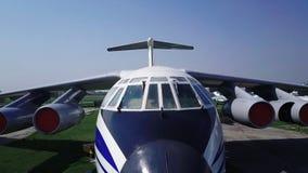 Museum of Aviation in Kyiv, Ukraine. Aircraft