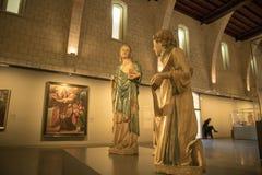 Museum in Barcelona lizenzfreies stockfoto