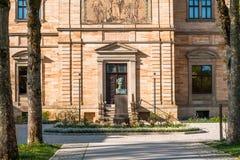 Museum Bayreuth Landhaus Wahnfried Richard Wagner Lizenzfreie Stockbilder