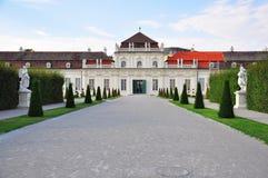 Museum of Belvedere. In Vienna, Austria Stock Photos
