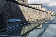 Museum in Berlijn Stock Afbeelding