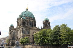 Museum in Berlin Royalty Free Stock Photo