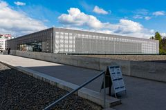Museum in Berlin Stock Photography