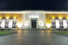 Museum Bilbao-schöner Künste stockfotos