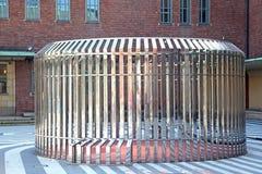 Museum Boijmans Van Beuningen in Rotterdam, Netherlands royalty free stock images
