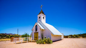 Free Museum Building In Lost Dutchman State Park In Arizona, USA Stock Photos - 76140743