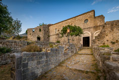 Museum building in the old fortress pavilion of Stock Photo