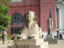 Museum in Cairo, Egypt Royalty Free Stock Photography