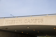 Museum Campus Royalty Free Stock Photo