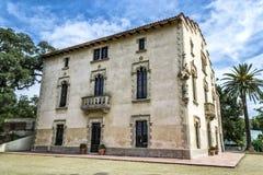 Museum Can Saragossa, Lloret De Mar, Costa Brava, Catalonia, Spa Stock Images