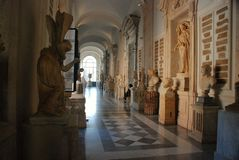 Free Museum Capitoline Royalty Free Stock Photography - 55104827