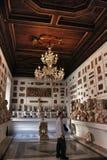 Museum Capitolini, Rom Italien Stockfotos