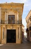 Museum Carmona Stockbilder