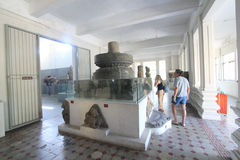Museum of Cham Sculpture in Da Nang Royalty Free Stock Photos