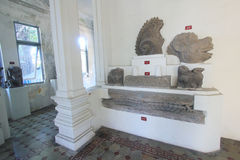 Museum of Cham Sculpture in Da Nang Royalty Free Stock Images