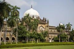 Museum Chhatrapati Shivaji Maharaj Vastu Sangrahalaya i Mumbai Royaltyfria Foton