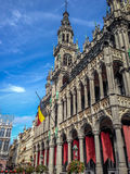 The Museum of the City of Brussels - Grand Place, Brussels, Belgium Royalty Free Stock Photography