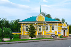 Museum of city mode of life in Uglich, Russia Stock Photo