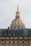 Museum complex Les Invalides. Paris Royalty Free Stock Photography