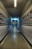 Museum  of concentration camp Auschwitz,Poland Stock Images