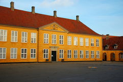 Museum of Contemporary Art in Roskilde, Denmark Stock Photography