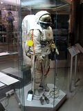 In Museum of Cosmonautics. The history of space exploration. Stock Photography