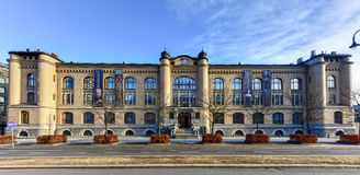 Museum of Cultural History, Oslo. In Norway Stock Images