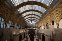 Museum D ` Orsay in Parijs, Frankrijk Stock Afbeelding