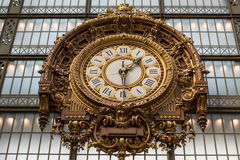 The museum D'Orsay in Paris, Stock Photos