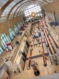 Museum D`Orsay Royalty Free Stock Photo