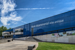Museum de Arles Στοκ φωτογραφίες με δικαίωμα ελεύθερης χρήσης