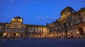 Museum de Louvre fotografia stock libera da diritti