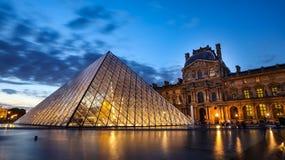Museum de Louvre immagini stock libere da diritti