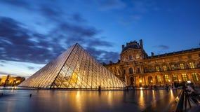 Museum de Louvre fotografie stock libere da diritti
