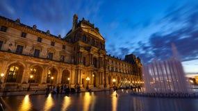 Museum de Louvre immagini stock