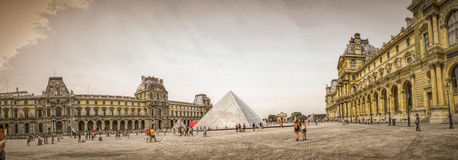 Museum  de Louvre Royalty Free Stock Images