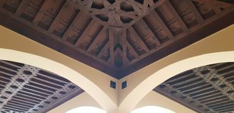 MUSEUM DE PABLO PICASSO royalty-vrije stock foto