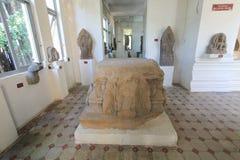 Museum der Cham-Skulptur im Da Nang Lizenzfreies Stockbild