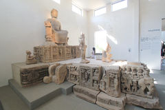 Museum der Cham-Skulptur im Da Nang Lizenzfreie Stockfotos