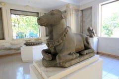 Museum der Da Nang Cham-Skulptur Lizenzfreie Stockfotografie