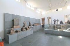 Museum der Da Nang Cham-Skulptur Stockfoto
