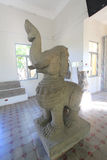Museum der Da Nang Cham-Skulptur Lizenzfreie Stockfotos