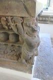 Museum der Da Nang Cham-Skulptur Stockbild
