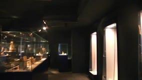 Museum der Einbalsamierung an Video Luxors Ägypten HD stock video