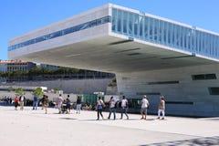 Museum der europäischen und Mittelmeerzivilisation Lizenzfreies Stockbild