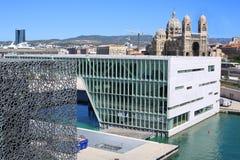 Museum der europäischen und Mittelmeerzivilisation Lizenzfreie Stockfotos