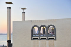 Museum der islamischen Kunst, Doha, Qatar Lizenzfreies Stockfoto