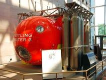 Museum der nationalen Luft und des Platzes Stockfotografie